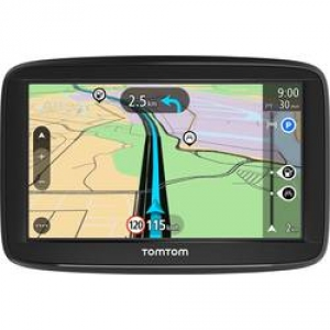TomTom Start 52 Europe Lifetime mapy (1AA5.002.01)