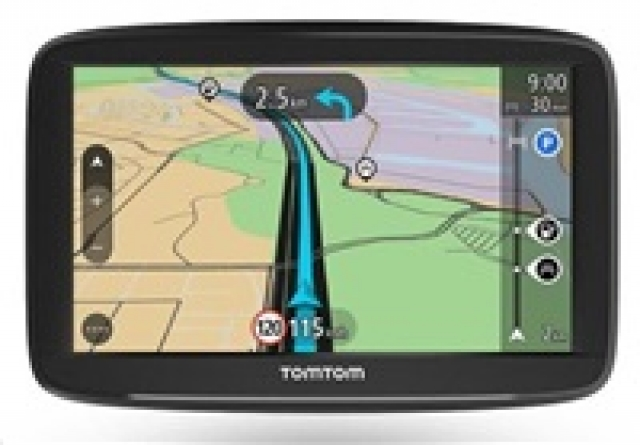 TomTom START 52 Europe, LIFETIME mapy (1AA5.002.03)