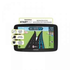 TomTom START 62 Europe, LIFETIME mapy (1AA6.002.02)