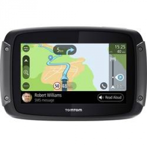 TomTom Rider 500 Europe pro motocykly, Wi-Fi, LIFETIME mapy 1GF0.002.00