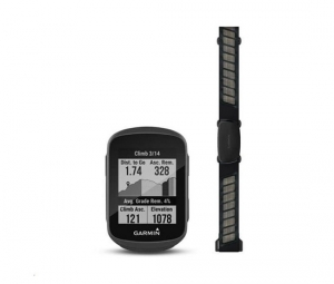 Garmin GPS cyclocomputer Edge 130 Plus HR Bundle 010-02385-11